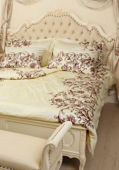 Комплект постельного белья Becker Beatrice евро сатин