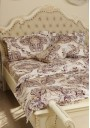 Комплект постельного белья Becker Elysium евро сатин