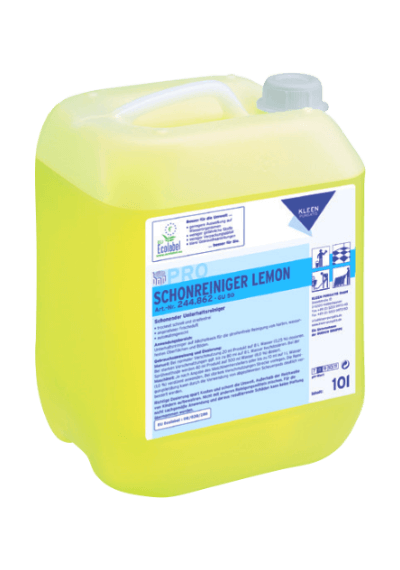 Kleen Purgatis Sensitive Cleaner Lemon 10 л