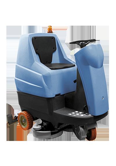 Поломоечная машина с сиденьем BECKER A13 R 75 UP