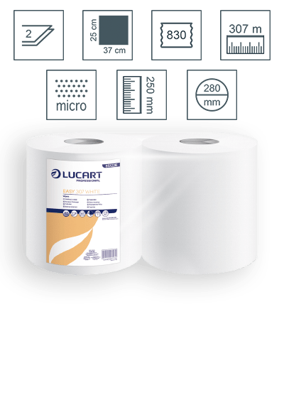 LUCART EASY 307 WHITE